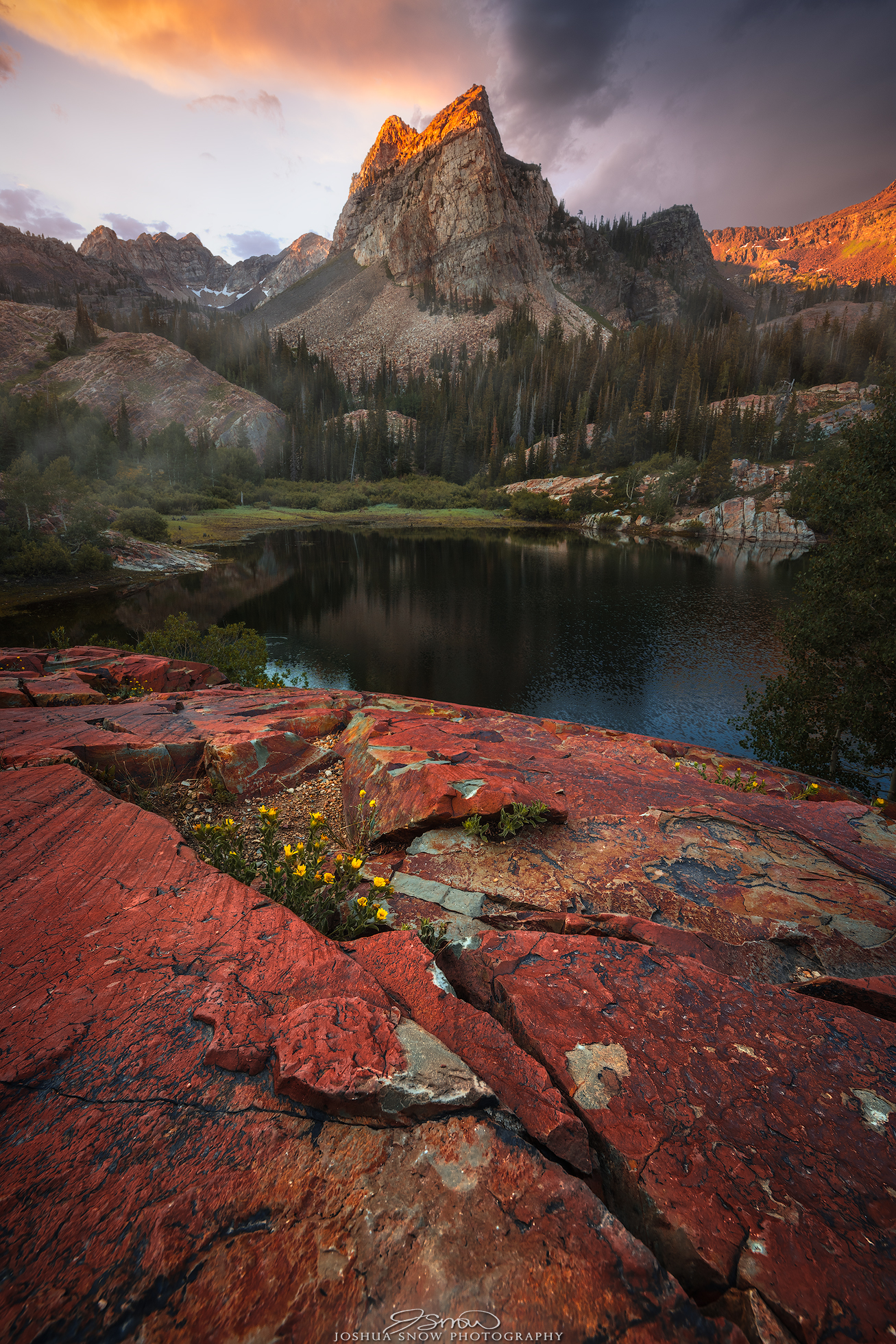 Lake Blanche Vertical Comp Two copy