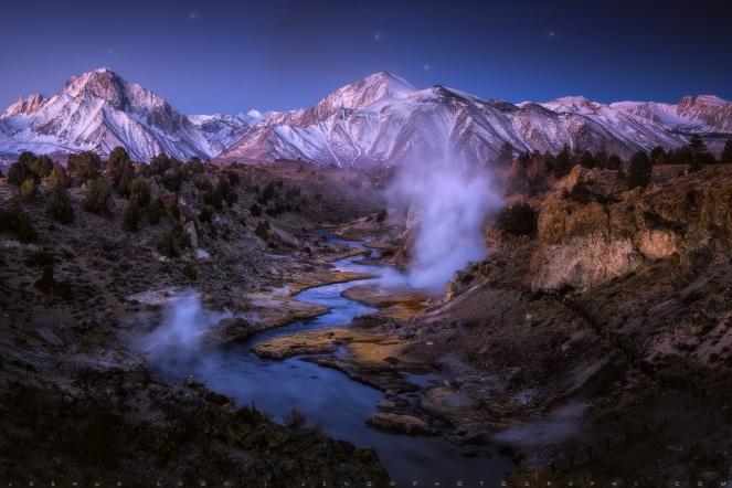 Steamy Mountain Twilight copy